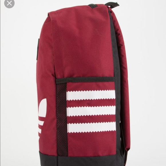 ADIDAS 18 L Backpack (Red)